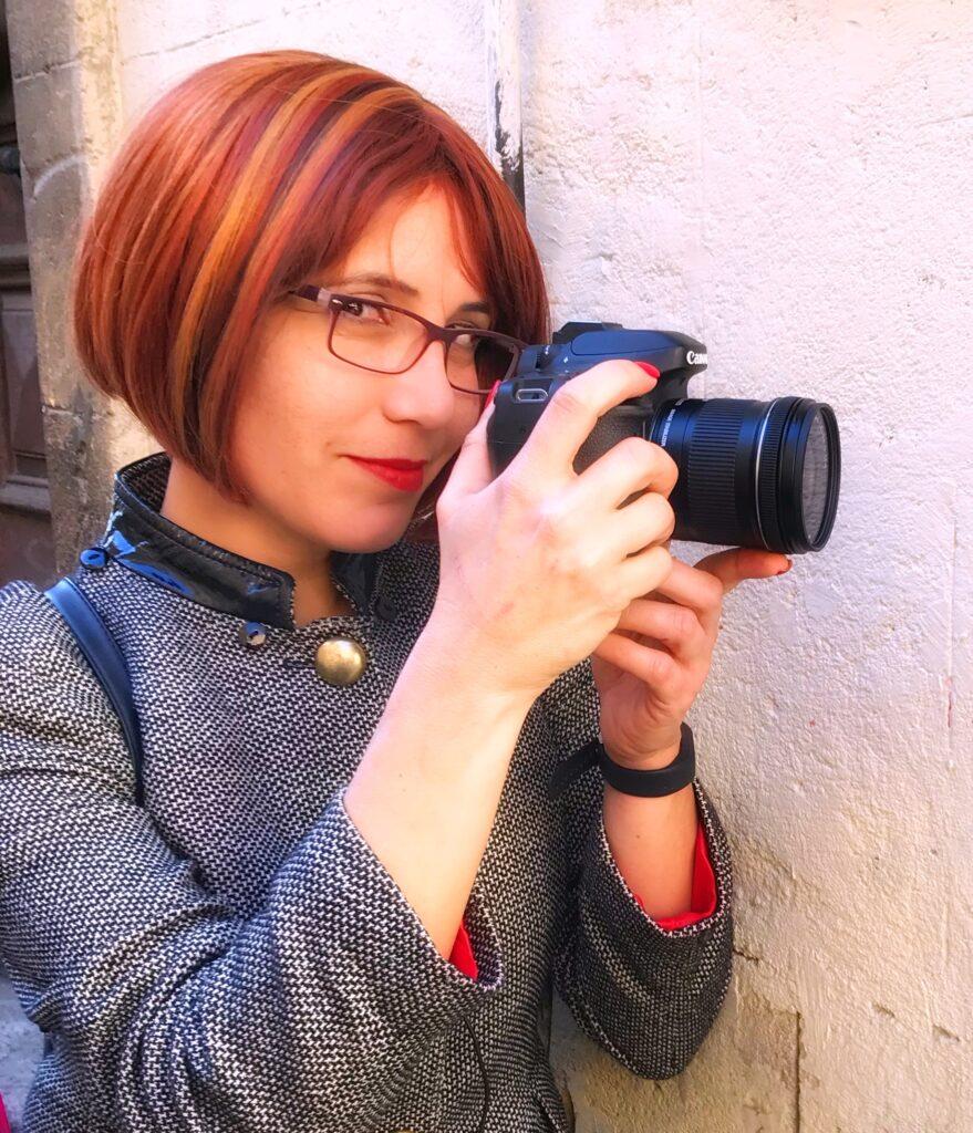 Des with camera