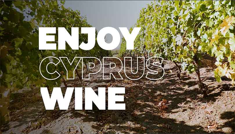 Cyprus Wineries Association video about Cyprus wine